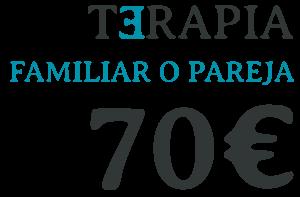 Terapia de familia o de pareja en Centro de Psicología Mentae - 50€