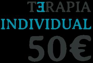 Terapia individual en Centro de Psicología Mentae - 50€